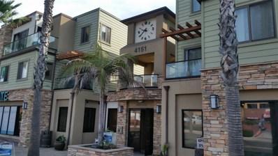 4151 Mission Blvd UNIT 211, San Diego, CA 92109 - MLS#: 180047033