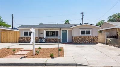 419 W 7Th Ave, Escondido, CA 92025 - MLS#: 180047057