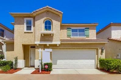 1147 Calle Tesoro, Chula Vista, CA 91915 - MLS#: 180047070