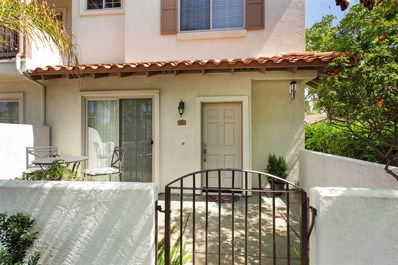 1454 Rancho Rose Way UNIT 15, Oceanside, CA 92057 - MLS#: 180047153