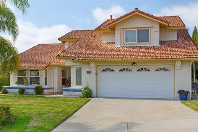 2674 Magellan Lane, Vista, CA 92081 - MLS#: 180047204