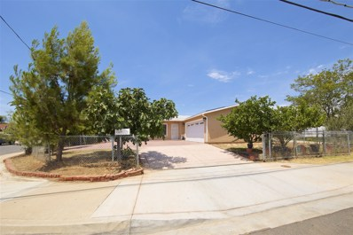 1554 E Lexington Ave, El Cajon, CA 92019 - MLS#: 180047225