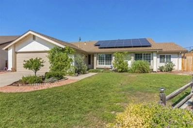 11050 Crystal Springs Rd, Santee, CA 92071 - MLS#: 180047294