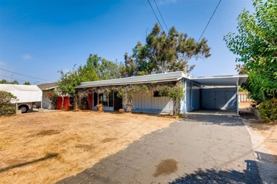2012 Thibodo Road, Vista, CA 92081 - MLS#: 180047295