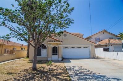 960 Emory St., Imperial Beach, CA 91932 - MLS#: 180047322