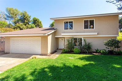 250 Blockton Rd, Vista, CA 92083 - MLS#: 180047344