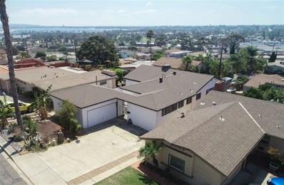 3674 Ethan Allen Ave, San Diego, CA 92117 - MLS#: 180047401