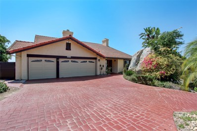 1221 Avocado Summit Drive, El Cajon, CA 92019 - MLS#: 180047425