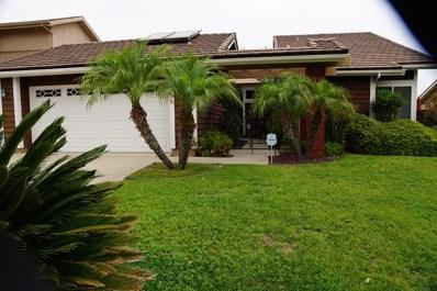 1734 Brabham Street, El Cajon, CA 92019 - MLS#: 180047433