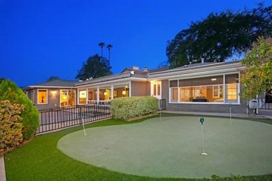 4200 Woodland Dr, La Mesa, CA 91941 - MLS#: 180047443