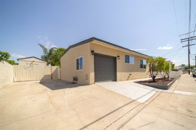 5216 Maple St, San Diego, CA 92105 - #: 180047494