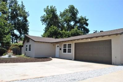 518 Macon St, El Cajon, CA 92019 - MLS#: 180047495