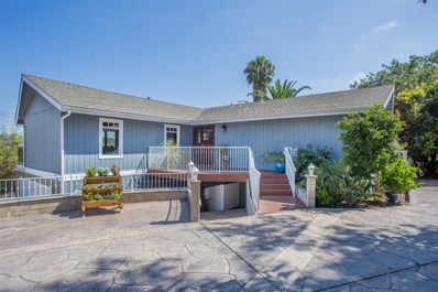 754 Sunset Drive, Vista, CA 92081 - MLS#: 180047524