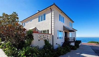 203 Rosemont, La Jolla, CA 92037 - MLS#: 180047574