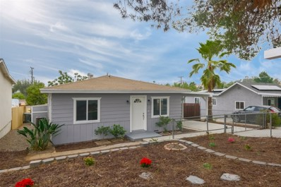 1132 E 4Th Ave, Escondido, CA 92025 - MLS#: 180047580