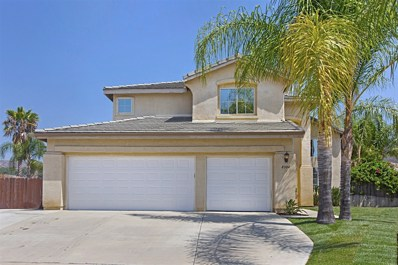 8304 Marbrook Way, El Cajon, CA 92021 - MLS#: 180047600