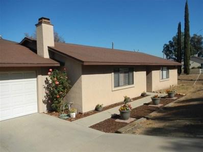 1132 Ramona Street, Ramona, CA 92065 - MLS#: 180047766