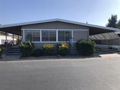 9255 N Magnolia UNIT 44, Santee, CA 92071 - MLS#: 180047790