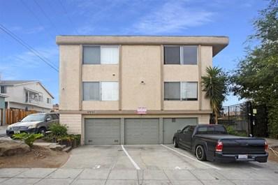 4921 Trojan Ave UNIT 2, San Diego, CA 92115 - MLS#: 180047810