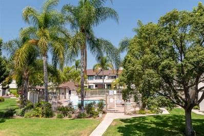 3638 Avocado Village Ct UNIT 69, La Mesa, CA 91941 - MLS#: 180047878