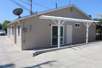1092-1094 Malene Ln, El Cajon, CA 92021 - MLS#: 180047944