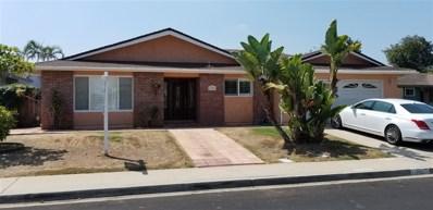 1771 Wolviston Way, San Diego, CA 92154 - MLS#: 180047954