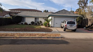 2758 Caulfield Dr, San Diego, CA 92154 - MLS#: 180048079