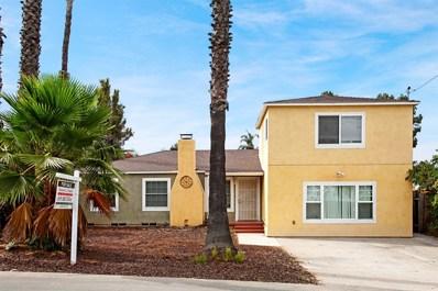 9145 Johnson Dr., La Mesa, CA 91941 - MLS#: 180048155