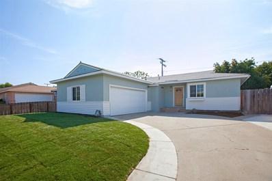 6543 Carthage St, San Diego, CA 92120 - MLS#: 180048177