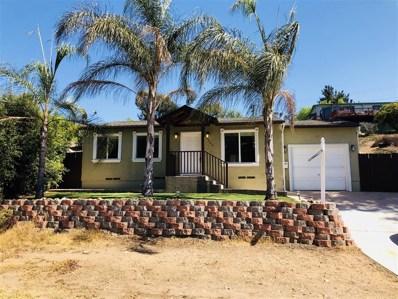 4309 Harbinson Ave, La Mesa, CA 91942 - MLS#: 180048222