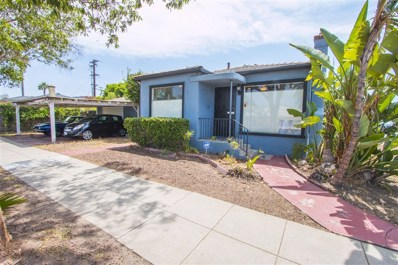 4055 Meade Ave, San Diego, CA 92116 - MLS#: 180048230