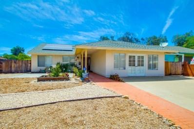 13468 Los Olivos Ave, Poway, CA 92064 - MLS#: 180048277
