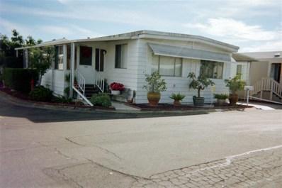 1010 E Bobier Drive UNIT 177, Vista, CA 92084 - MLS#: 180048341