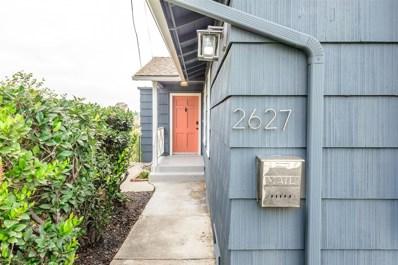 2627 Haller Street, San Diego, CA 92104 - #: 180048348