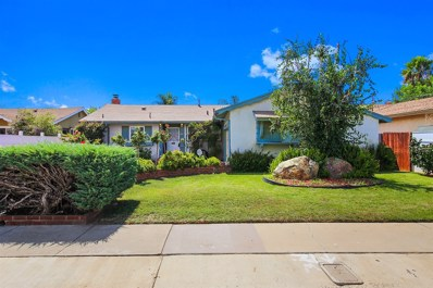 865 N Beech St, Escondido, CA 92026 - MLS#: 180048349