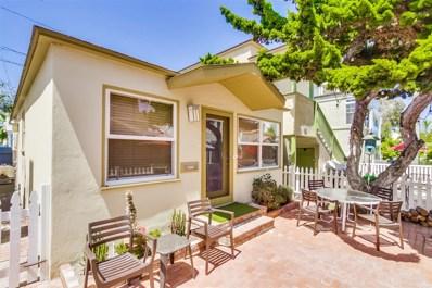 742 Yarmouth Ct, San Diego, CA 92109 - MLS#: 180048413