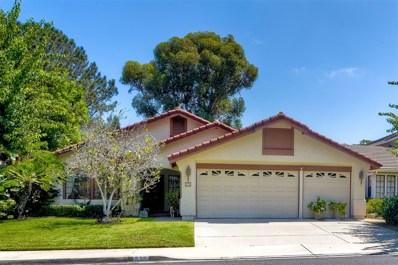 375 Via Montanosa, Encinitas, CA 92024 - MLS#: 180048427