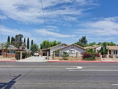 115 Palomar St, Chula Vista, CA 91911 - MLS#: 180048472