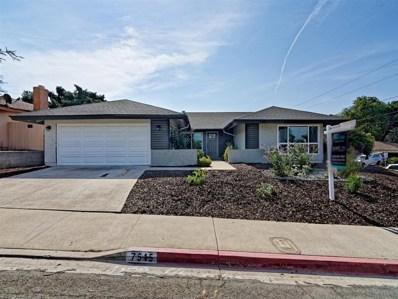7515 Conestoga Way, San Diego, CA 92120 - MLS#: 180048501