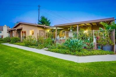 1010 Turnstone Way, Oceanside, CA 92057 - MLS#: 180048513
