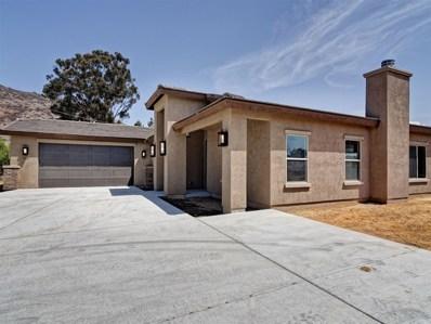 7993 Vista Marguerite, El Cajon, CA 92021 - MLS#: 180048545