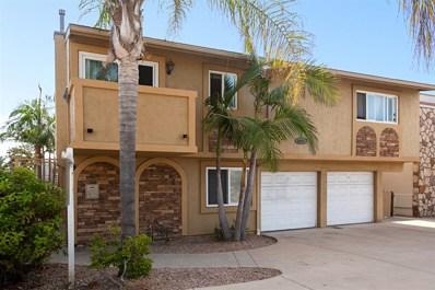 3661 43rd St UNIT 4, San Diego, CA 92105 - MLS#: 180048563