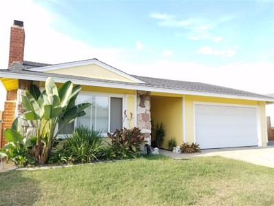 3818 Chanute St, Chula Vista, CA 92154 - MLS#: 180048580