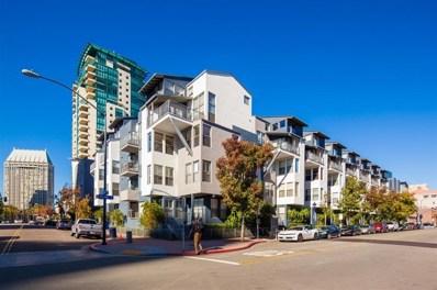 101 Market St UNIT 108, San Diego, CA 92101 - MLS#: 180048657