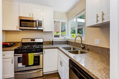 4737 Westridge Dr, Oceanside, CA 92056 - MLS#: 180048659