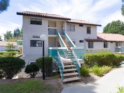 16366 Avenida Venusto UNIT C, San Diego, CA 92128 - MLS#: 180048666