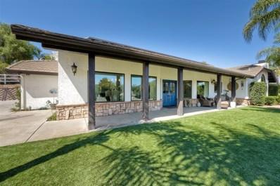 16824 Whispering Oaks Lane, Ramona, CA 92065 - MLS#: 180048683