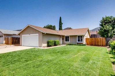 15123 Amso St, Poway, CA 92064 - MLS#: 180048713