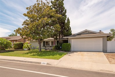 6868 Park Ridge Blvd, San Diego, CA 92120 - MLS#: 180048728
