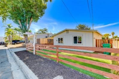 9735 Arapaho St, Spring Valley, CA 91977 - MLS#: 180048751